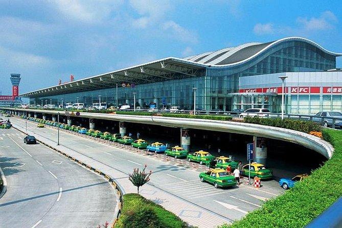 Chengdu Shuangliu International Airport Transfer to Downtown Hotel