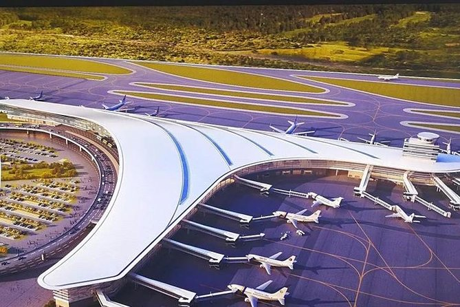 Changchun Longjia International Airport Transfer to Downtown Hotel