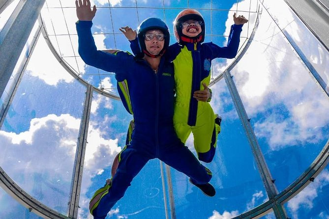 Bali Aero Sky Diving Experience