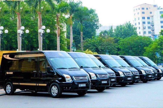 Private Transfer: From Da Nang Airport (DAD) to Hotels in Hoi An Ancient Town