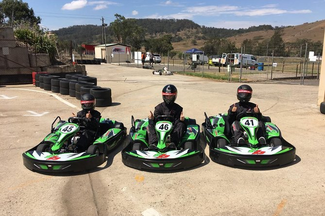 Go Karting Experience for Kids & Teens ages 7 to 13 years
