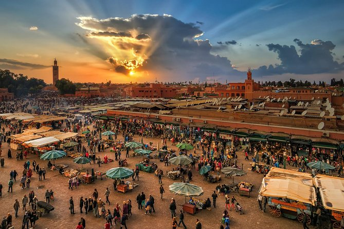 Private transfer from marrakech to casablanca airport or center city photo 2