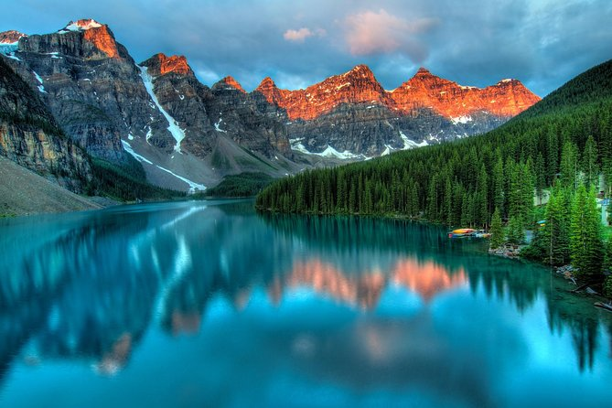 Private Arrival Transfer from Calgary Airport to Lake Louise