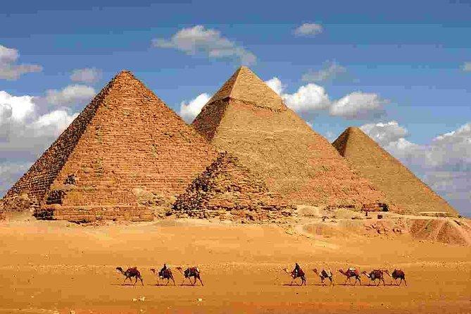 Private Tour: Giza Pyramids&Sphinx ,Memphis,Sakkara ,Dahshur, and Lunch