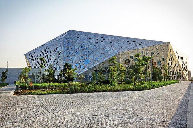 Al-Shaheed Park & Sheikh Jaber Al-Ahmad Cultural Centre Tour