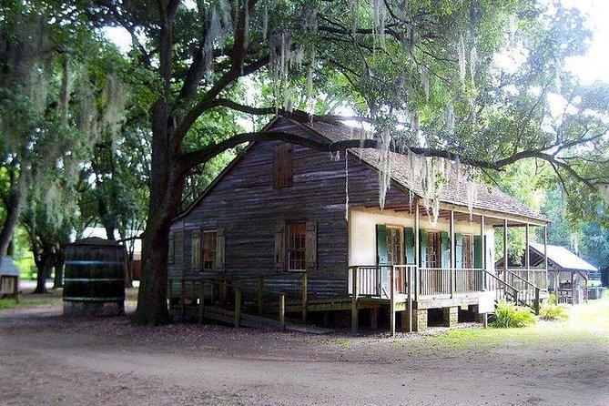 N'awlins Luxury: Destrehan Plantation Tour with Transportation