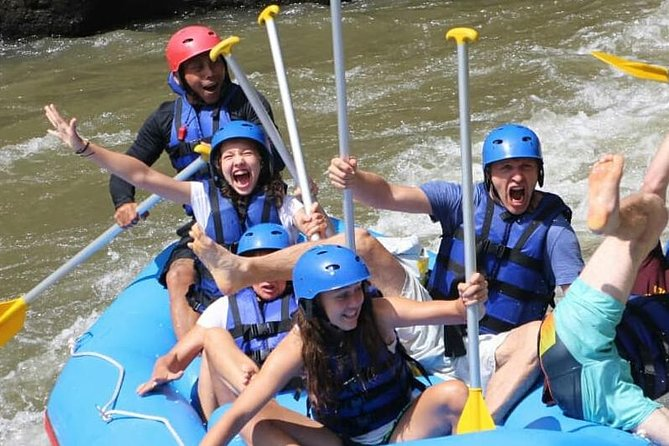 Triple Package Ubud Rafting, Swing And Kintamani Tour