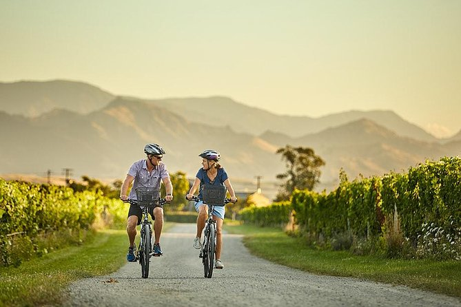 Morning Guided with Afternoon Self-Guided Biking Wine Tour