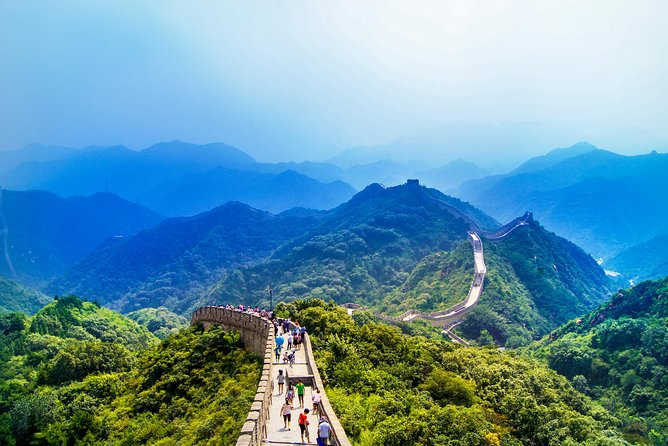 Mutianyu Great Wall day tour with hotel pick-up without Shopping