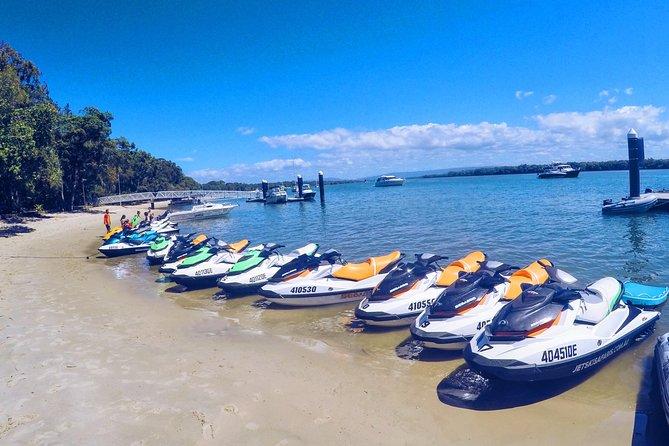 South Stradbroke Island Safari Tour by Jet Ski