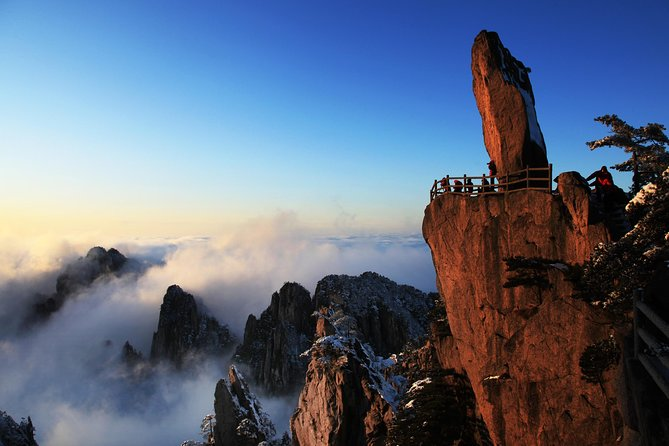 Mt. Huangshan Private 3-day Tour with Tunxi Ancient Street from Shanghai photo 8