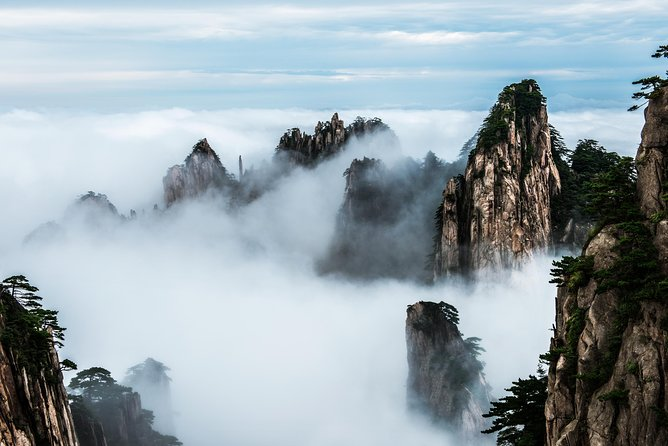 Mt. Huangshan Private 3-day Tour with Tunxi Ancient Street from Shanghai photo 10