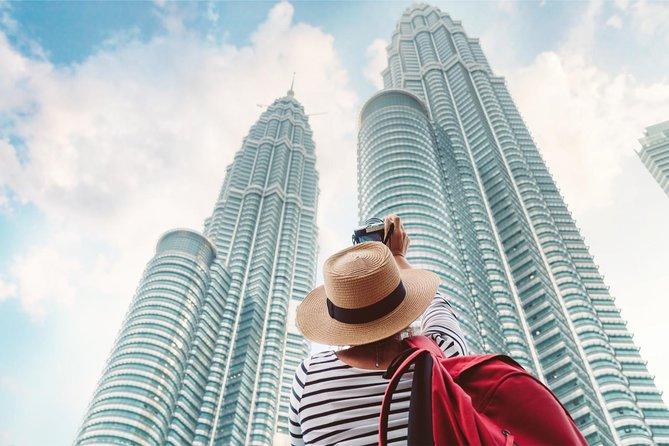 Evite las colas: 2 en 1 Petronas Twin Towers y Kuala Lumpur Tower Entradas