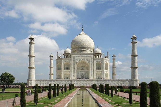 Taj Mahal & Agra Fort Day Tour By Car - From Delhi