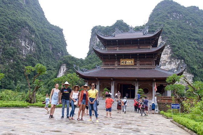Private Tour: Bai Dinh Pagoda & Trang An Grottoes, Full Day From Hanoi