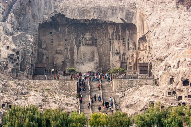 Yungang Grottoes and Yingxian Wooden Pagoda including Shanxi Style Lunch