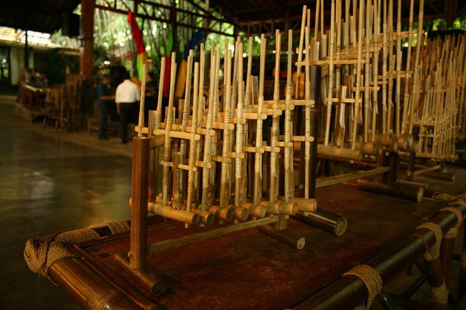 Bandung Private Tour: Angklung, Culinary & Shopping (Without Lunch)