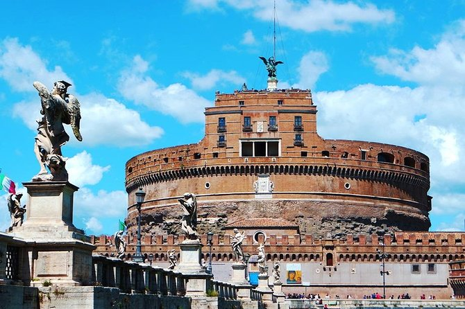 Skip the Line: Castel Sant' Angelo Ticket & Audio Tour on Your Smartphone