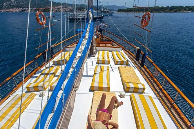 Kemer Relaxation & Sightseeing Yacht Cabin Charter photo 4