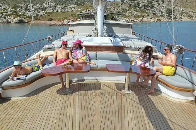 Kemer Relaxation & Sightseeing Yacht Cabin Charter photo 3