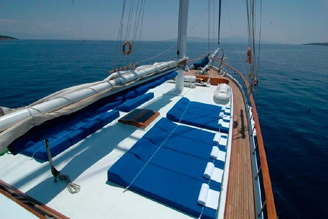 Kemer Relaxation & Sightseeing Yacht Cabin Charter photo 11