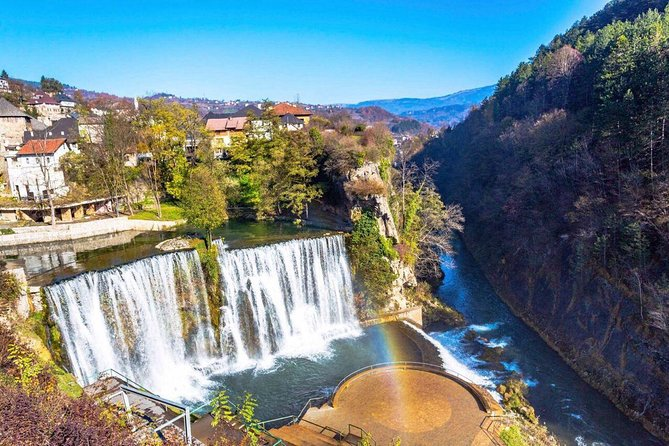 Travnik and Jajce Waterfall Day Tour from Sarajevo
