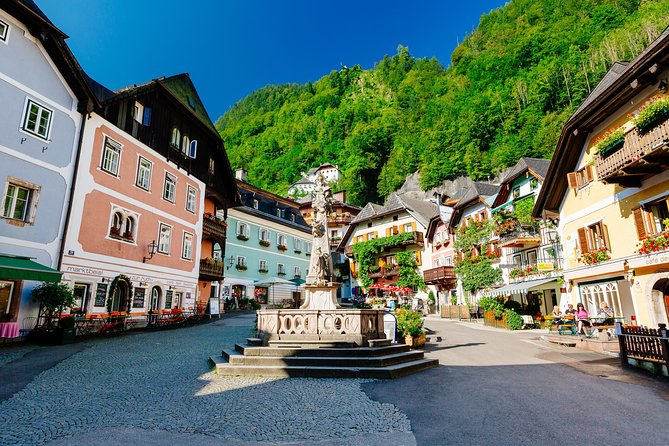Day-trip from Vienna to Hallstatt