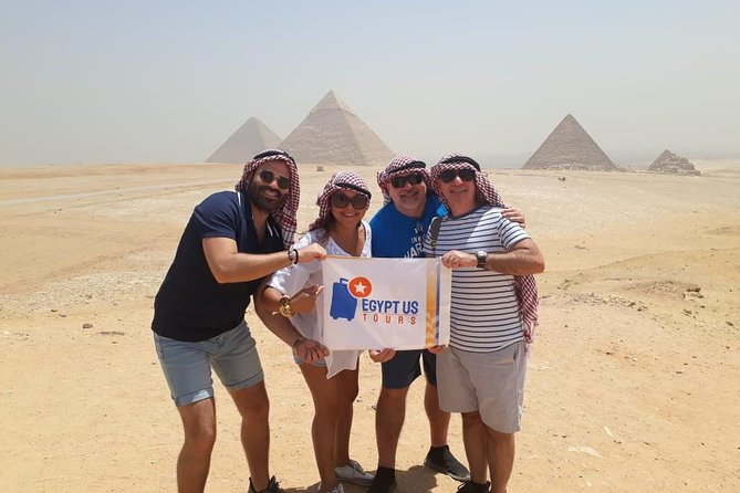 Tour of the pyramids of Giza, Sakkara and the Red pyramid