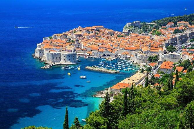 Zagreb to Dubrovnik Transfer with Plitvice Lakes Tour