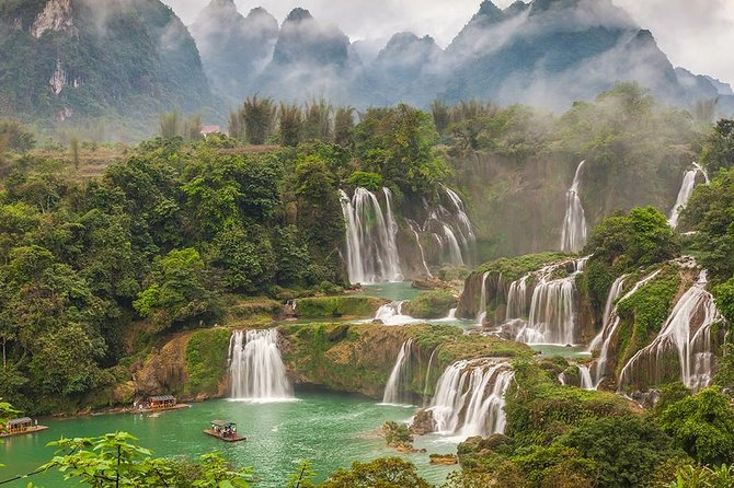 3-Day Ba Be Lake - Ban Gioc Waterfall Private Tour
