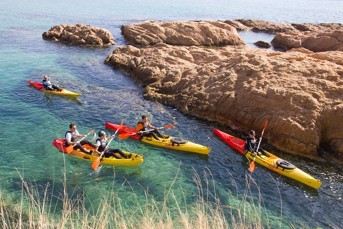 Kayaking And Snorkeling Tour
