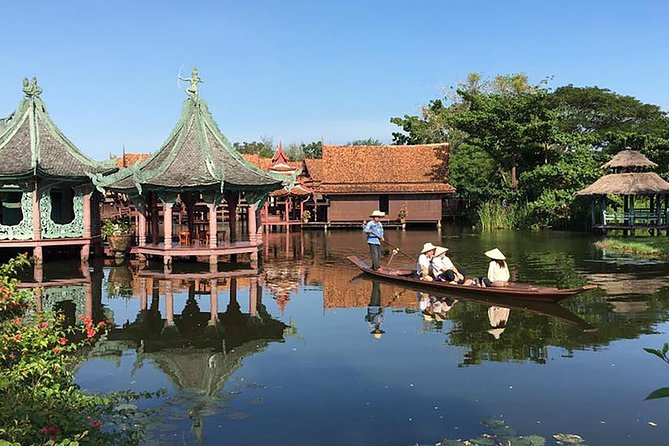 Bangkok Ancient City and Erawan Museum