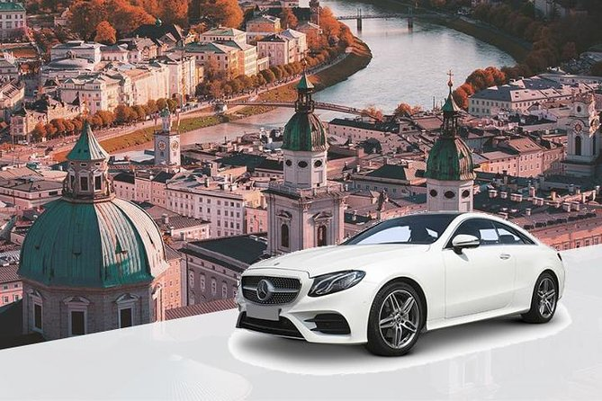 Private Airport Transfer from Vienna International Airport (VIE) to Vienna