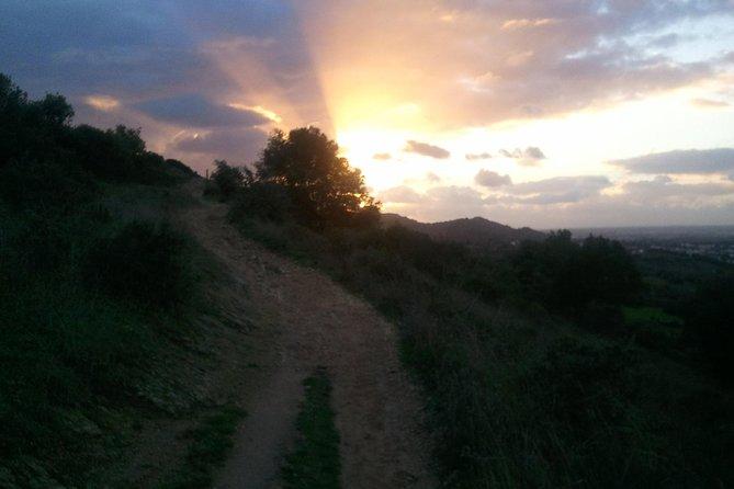 Walking hiking windmills