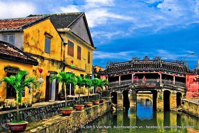 Danang - Hoian from Chan May Cruise Harbor