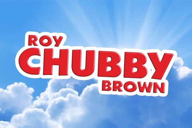 Roy Chubby Brown 2019 Tour