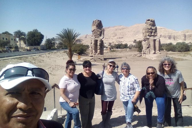 Amazing Full Day Luxor East & West Bank Guided Tour