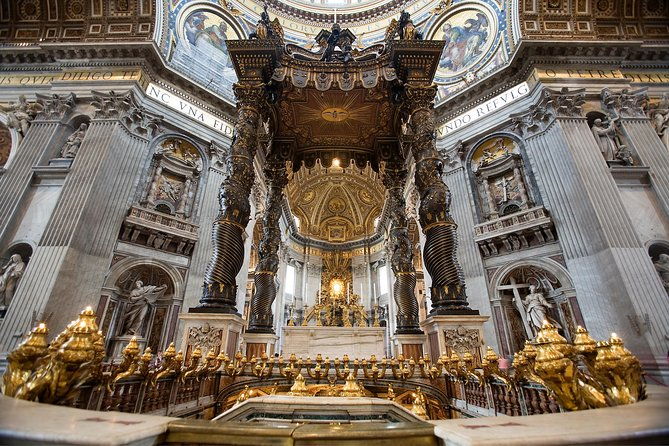 Vatican VIP Ultimate Early Entrance photo 4