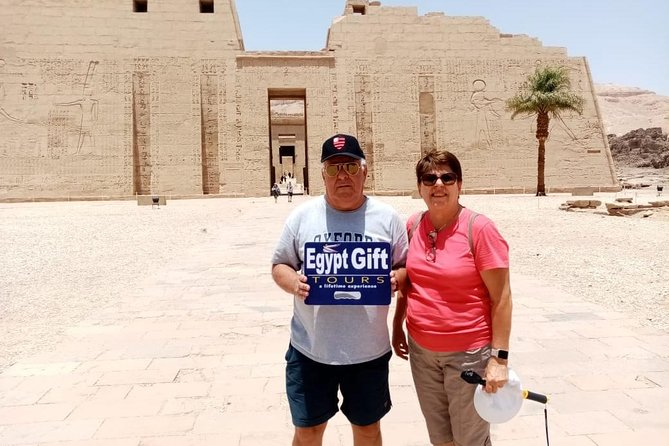 Best of Luxor: Valley of the Kings, Habu Temple, Karnak&Luxor Temples with lunch