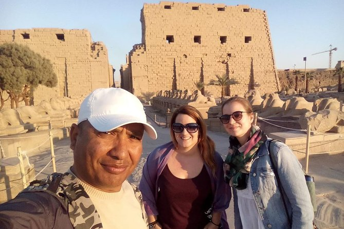Private Tour to Karnak and Luxor Temples from Luxor