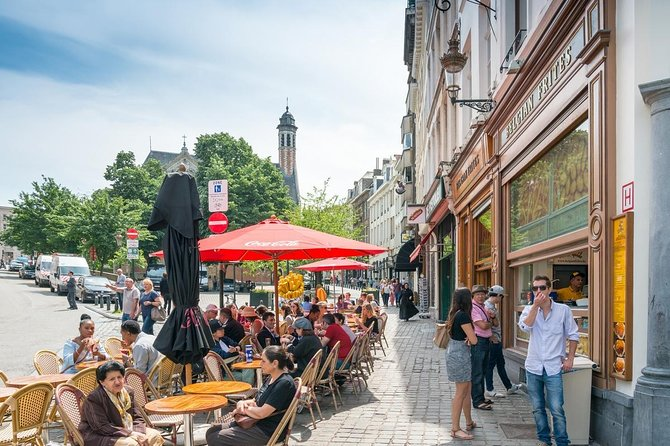 Eat like a local in Brussel: private & personalized photo 6