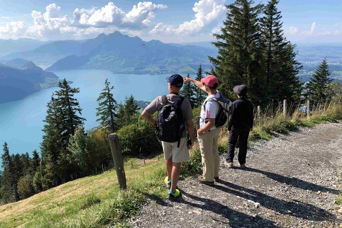 Mt. Rigi Private Hike