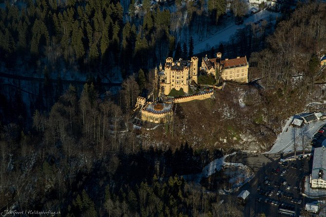 Neuschwanstein professional helicopter ride (90 Min) photo 4