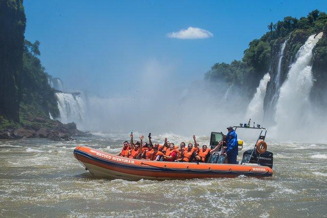 Macuco Safari Aventura - Cataratas de Foz do Iguaçu - Experiência Inesquecível