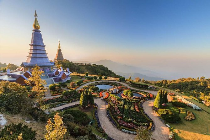 Cycling plus Trekking at Doi Inthanon National Park