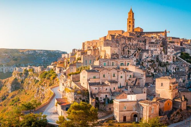 Full day tour to Matera and Grottaglie