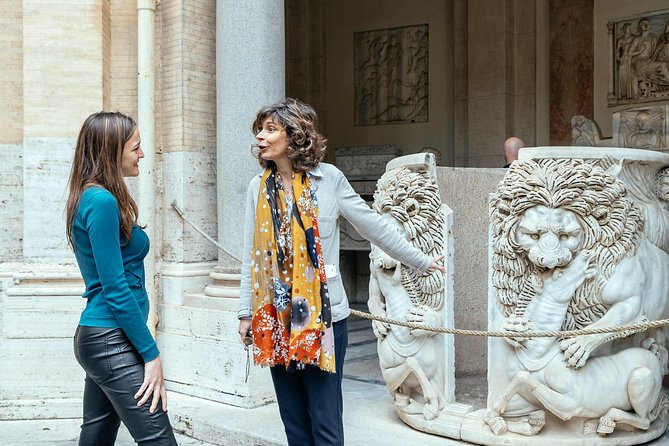The Ultimate Vatican Museum Express Private Tour photo 2