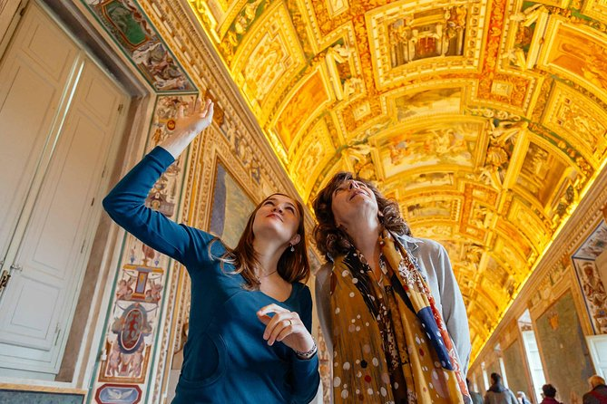 The Ultimate Vatican Museum Express Private Tour photo 9