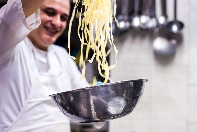 The Original Fettuccine Alfredo: Optional Cooking Class - Lunch - Dinner - Happy Hour