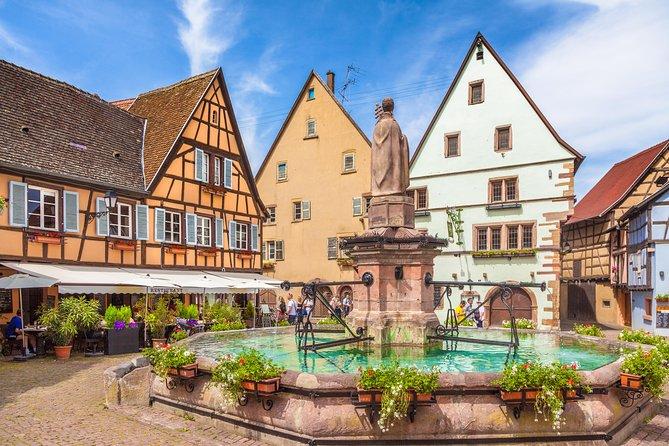 Strasbourg - Eguisheim